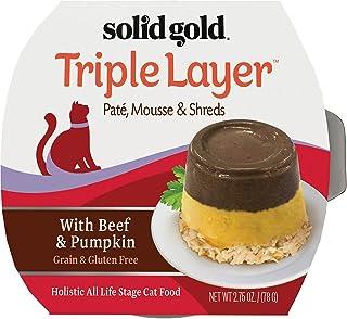 Solid Gold Triple Pumpkin 2 75Oz