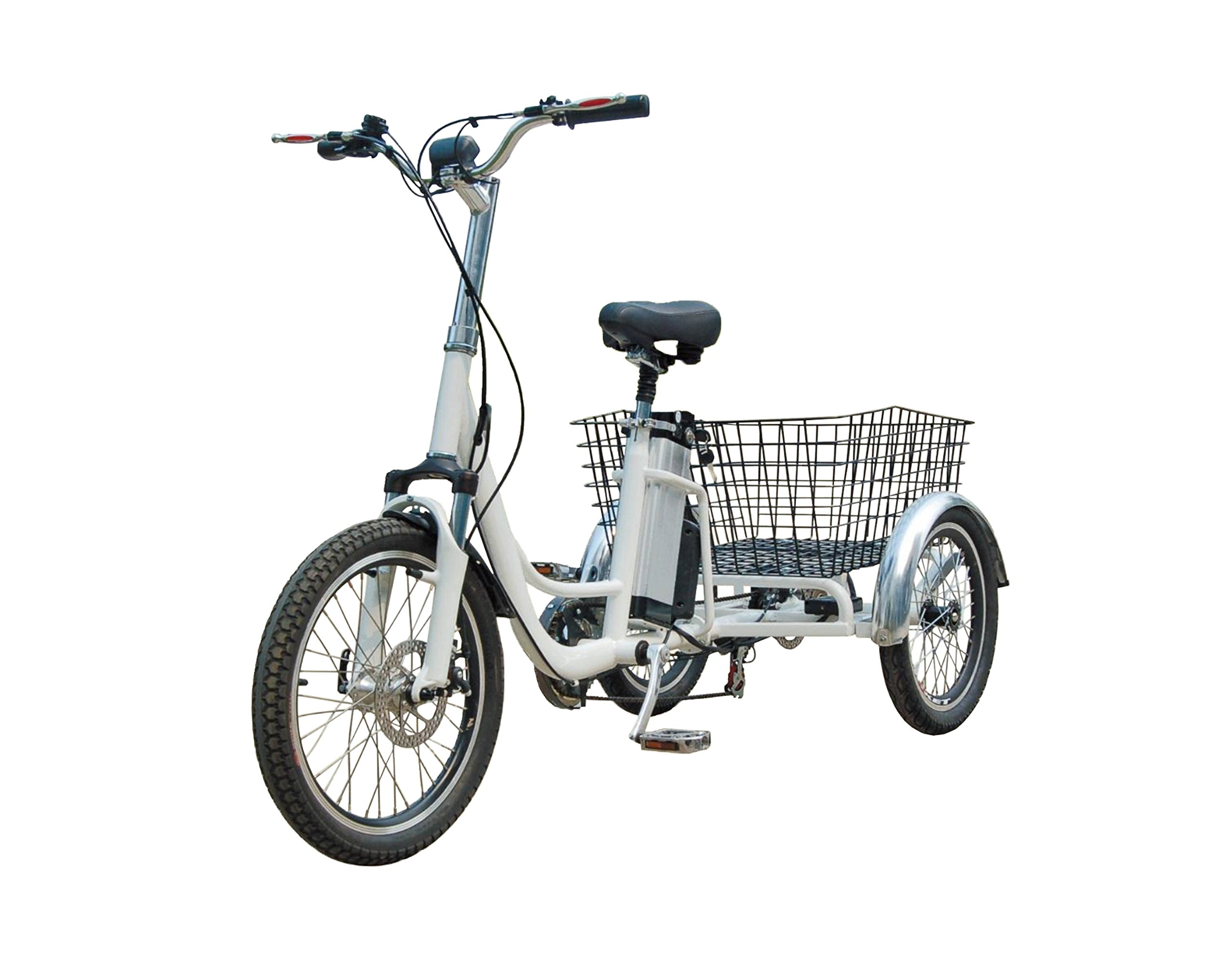 RMB EV Libert Electric Tricycle
