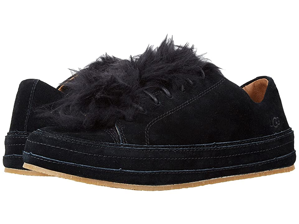 UGG Blake Fur (Black) Women