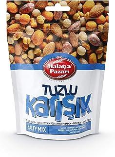 Malatya Pazarı Murat Palancı Tuzlu Karışık Bademli Kuruyemiş 150 gr A Kalite