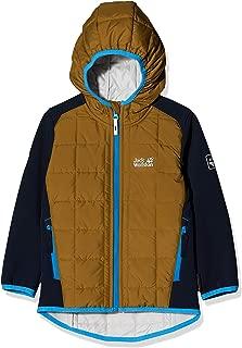 Jack Wolfskin Kids Baby Boy's Grassland Hybrid Jacket (Infant/Toddler/Little Kids/Big Kids)