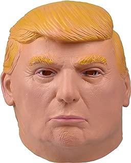 donald trump rubber mask