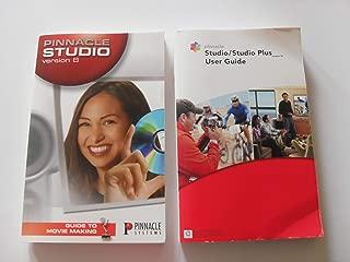 Pinnacle Studio Version 8 and studio/studio plus user guide (paperbacks)