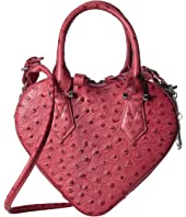 Vivienne Westwood - Johanna Heart Handbag