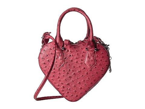 Vivienne Westwood Johanna Heart Handbag