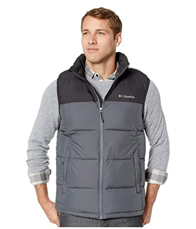 Columbia Pike Lake Vest (Black/Graphite) Men