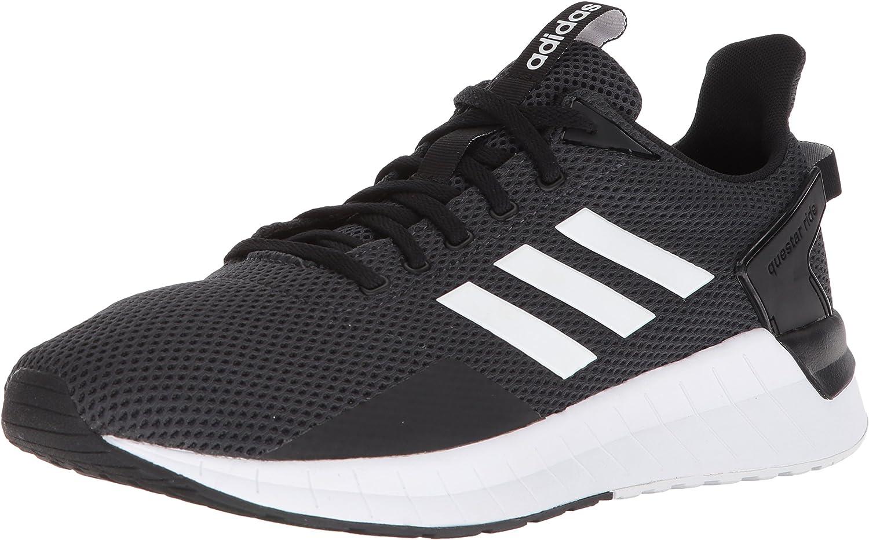 Adidas Mens Questar Ride Grey Size
