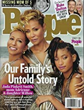 People Magazine July 8th 2019 ( + FREE GIFT ) Jada Pinkett Smith, Mom and Daughter