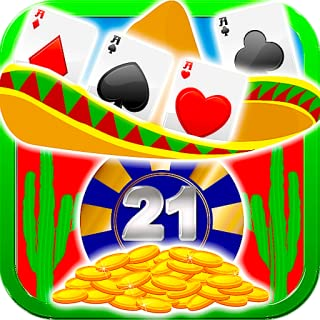 Mexican Jackpot Blackjack Sombrero Amigo Free Blackjack 21 Casino Games Video Casino Best 2015 Jackpot Free Game for Kindl...