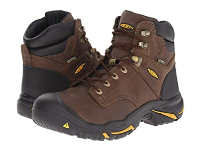 Keen Utility MT Vernon Mid (Cascade Brown) Men