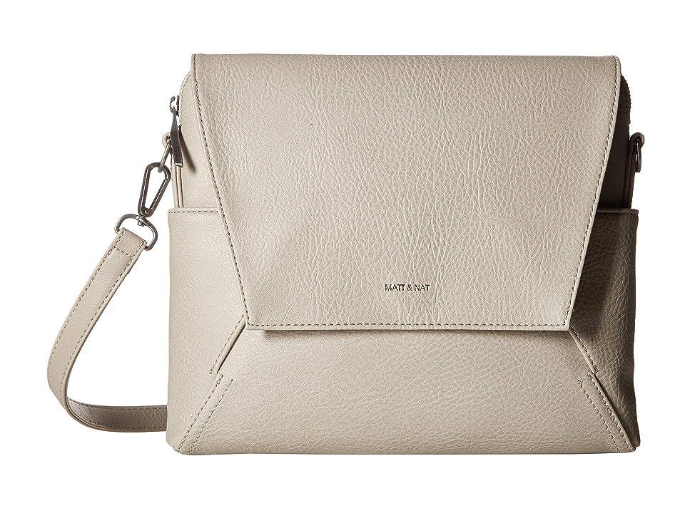 Matt & Nat Dwell Minka (Cement) Handbags