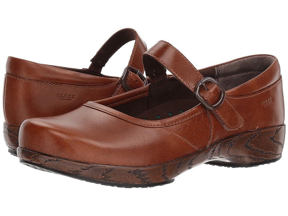 Klogs Footwear Charleston (Nutmeg Tintoretto) Women
