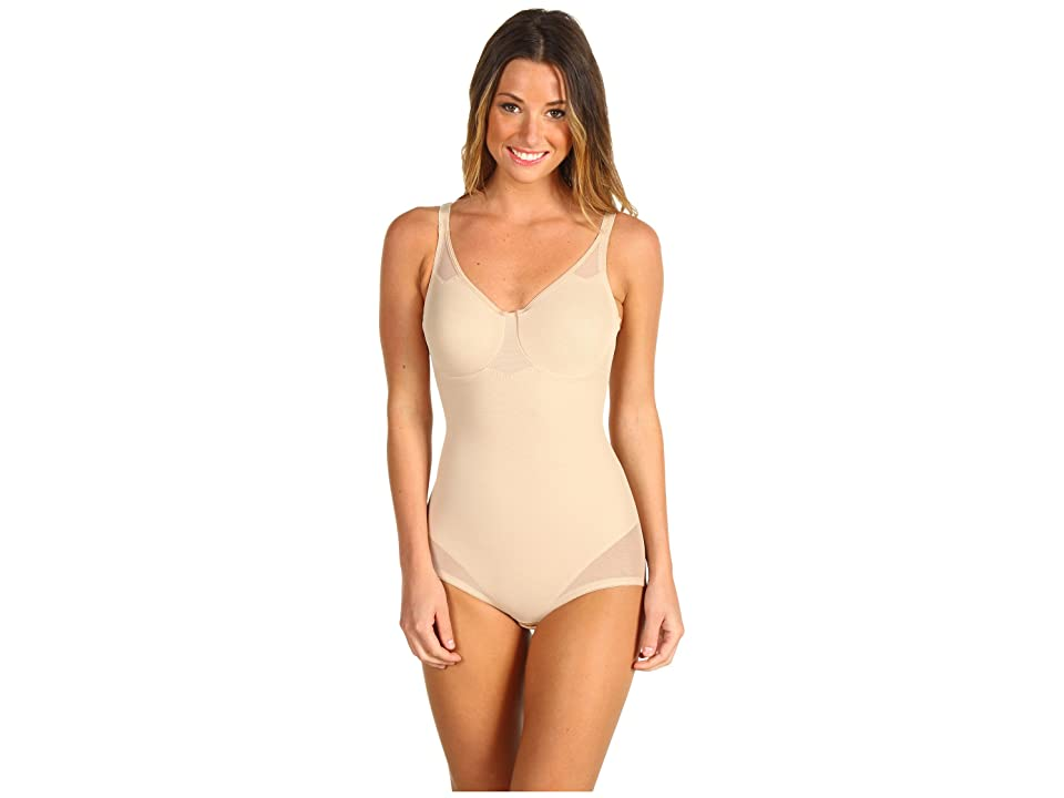 Miraclesuit Shapewear - Miraclesuit Shapewear Extra Firm Sexy Sheer Shaping Bodybriefer