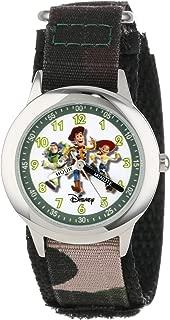 Disney Boys' Toy Story Camo Time Teacher Watch