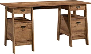 Sauder Trestle Executive Trestle Desk, L: 59.06