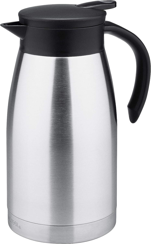 Isosteel Vacuum In stock jug Super sale period limited Silver 1.0l