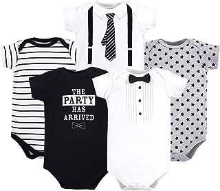 Little Treasure Unisex Baby Cotton Bodysuits
