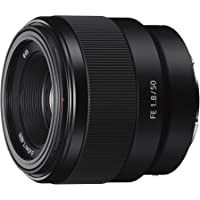 Deals on Sony FE 50mm f/1.8 Prime Lens for Sony Alpha Cameras