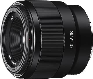 Sony索尼FE 50mm F1.8镜头