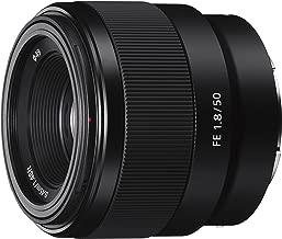 Sony - FE 50mm F1.8 Standard Lens (SEL50F18F)