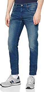 G-STAR RAW 3301 Slim Fit Vaqueros Hombre