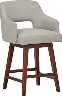Enjoyable Grey Home Kitchen Bar Stools Amazon Com Beatyapartments Chair Design Images Beatyapartmentscom
