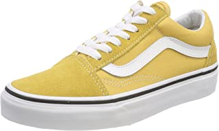 Unisex Adults Old Skool Classic Suede/Canvas Sneakers,...