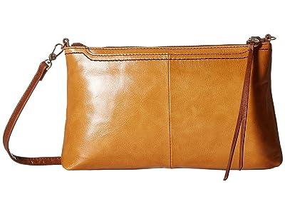 Hobo Darcy (Honey) Cross Body Handbags