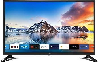 DYON Smart 32 XT 80 cm (32 Zoll) Fernseher (HD Smart TV, HD Triple Tuner (DVB-C/-S2/-T2),..