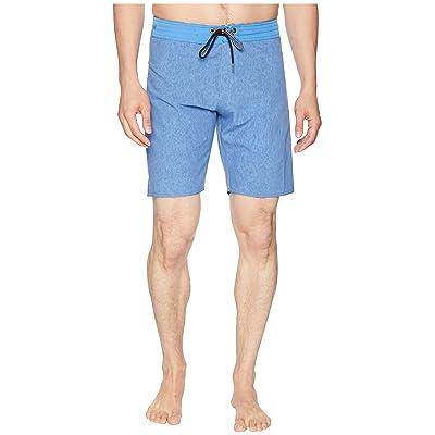 Volcom Side FI Stoney 19 Boardshorts (Free Blue) Men