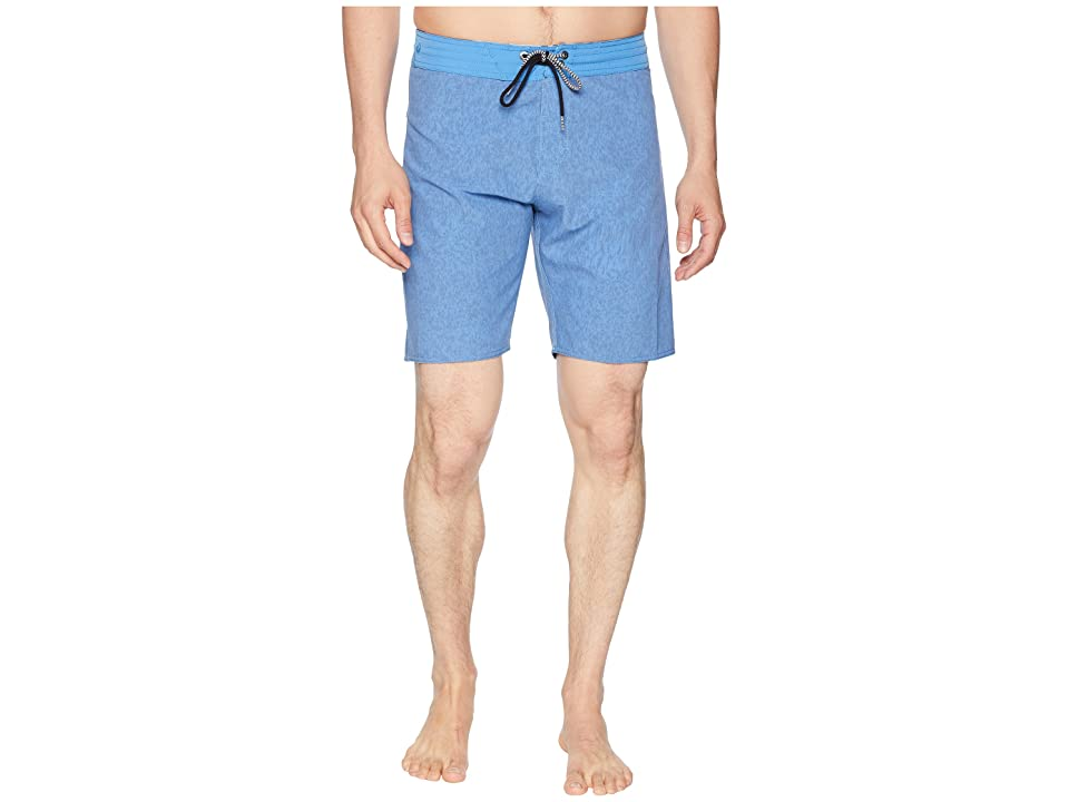 Volcom Side FI Stoney 19 Boardshorts (Free Blue) Men