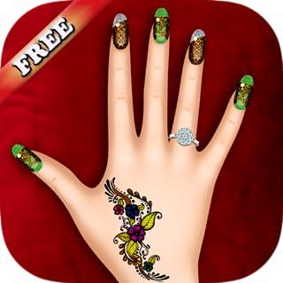 Princess Nail Art Salon : manicure game for girls ! FREE