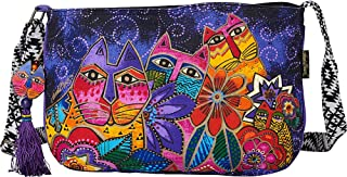 Laurel Burch Cats with Butterflies Tote