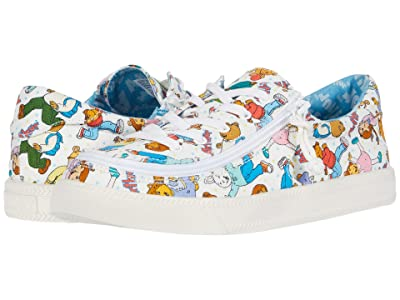 BILLY Footwear Kids Classic Lace Low Arthur Friends (Little Kid/Big Kid) (All Over Print) Kid
