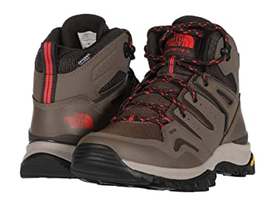 The North Face Hedgehog Fastpack II Mid Waterproof (Bipartisan Brown/Coffee Brown) Women