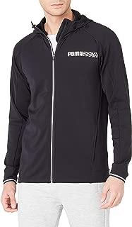 PUMA Erkek Sweatshirt'ler Tec Sports Hooded Jacket