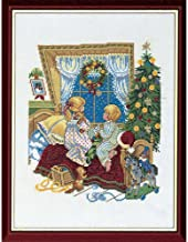 Eva Rosenstand Christmas Wish Advent Calendar Counted Cross-Stitch Kit