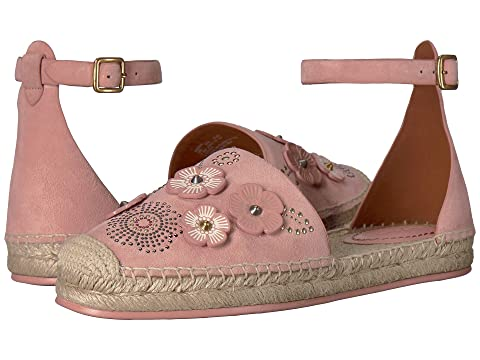 Astor Ankle Strap Espadrille, Peony