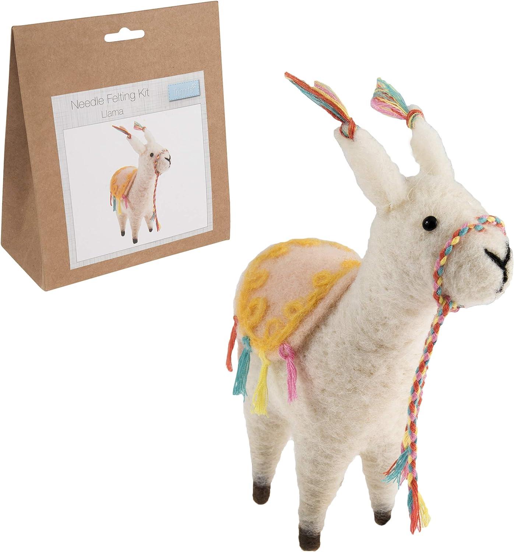 Feutrage Laine Unicorn laine aiguille feutrage licorne feutre Licorne Polaire Set Feutre