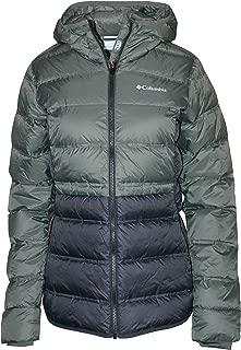 Women's Sunrise Peak Down Insulated Hooded Winter Jacket