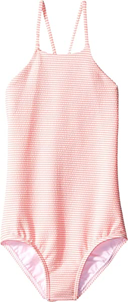Seafolly Kids - Riviera Belle Tank Top (Little Kids/Big Kids)