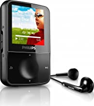 Philips GoGear Vibe 4 GB  MP3 Video Player with 1.5-Inch Color Screen (Black)