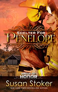 Shelter for Penelope (Badge of Honor: Texas Heroes Book 15)