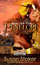 Shelter for Penelope (Badge of Honor: Texas Heroes Book 15) (English Edition)