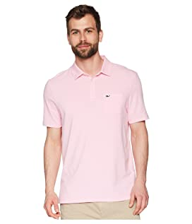 Solid Edgartown Performance Polo