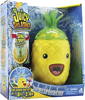 LANARD Juicy Splasher Pineapple Kids Outdoor Sprinkler