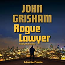 the rogue lawyer audiobook