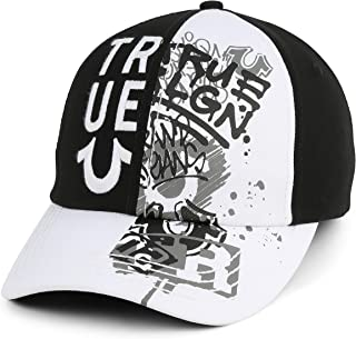 true religion flat cap