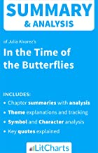 Summary & Analysis of In the Time of the Butterflies by Julia Alvarez (LitCharts Literature Guides)