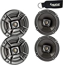 """$133 » Polk Audio - Two Pairs of DB652 6.5"""" Coaxial Speakers - Marine and Powersports Certification"""